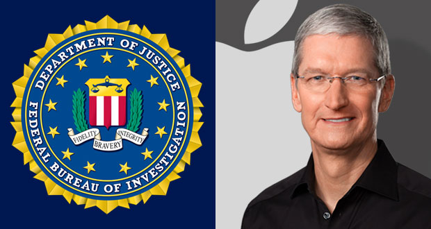Cook Takes Encryption Battle to the Streets